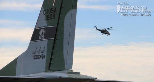 C-105 e Sabre