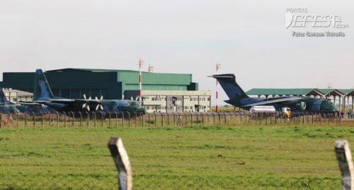 KC-390 e C-130