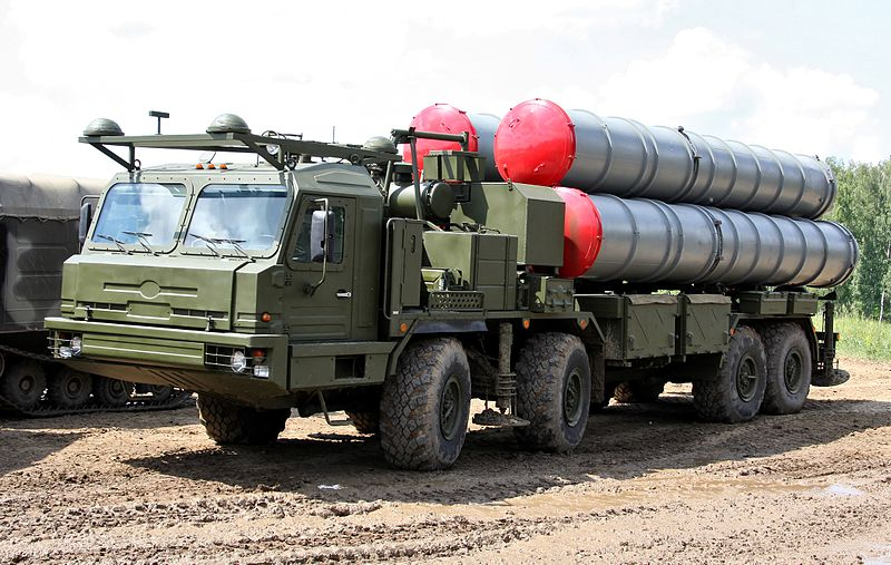 BAZ 6909 com sistema S-400 - Foto: Vitaly V. Kuzmin